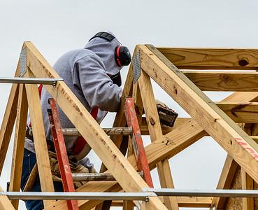 Don Rueter - 12-12-2018 Habitat Roof Work DAR-22