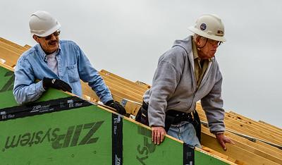Don Rueter - 12-12-2018 Habitat Roof Work DAR-7