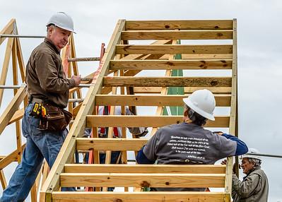 Don Rueter - 12-12-2018 Habitat Roof Work DAR-24
