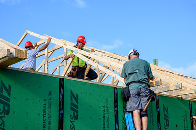Don Rueter - Habitat Truss Raising-15