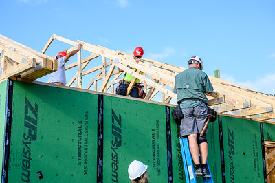 Don Rueter - Habitat Truss Raising-14