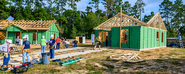 Don Rueter - Habitat Truss Raising-9
