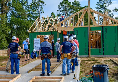 Don Rueter - Habitat Truss Raising-7