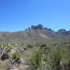 Some of the Chisos Mountains, Big Bend NP