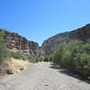 Dog Canyon Trail, Big Bend NP, Texas.