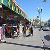 The bottom part of downtown El Paso thrives by catering to day trippers coming across from Juarez to buy cheap stuff & return home to re-sell.