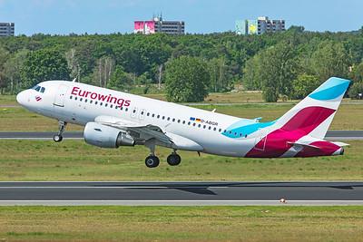 Eurowings Airbus A319-112 D-ABGR 5-23-19