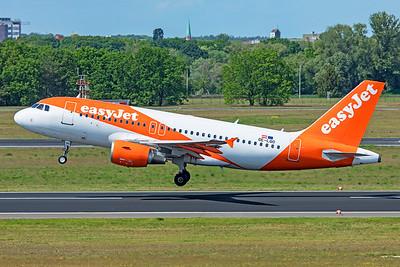 easyJet Europe Airbus A319-111 OE-LQO 5-23-19