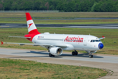 Austrian Airlines Airbus A320-214 OE-LBL 5-24-19