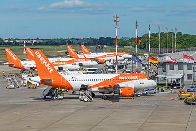 easyJet Europe Airbus A319-111 OE-LKD 5-23-19