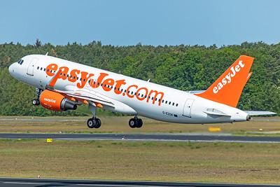 easyJet Airbus A320-214 G-EZOK 5-24-19