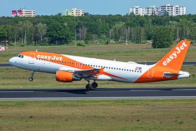 easyJet Europe Airbus A320-214 OE-IZS 5-24-19