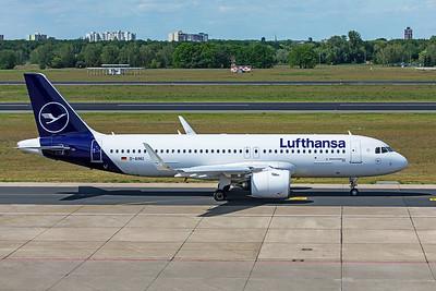 Lufthansa Airbus A320-271N D-AINU 5-23-19