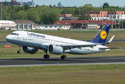 Lufthansa Airbus A320-271N D-AING 5-24-19 2