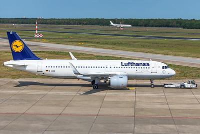 Lufthansa Airbus A320-271N D-AING 5-24-19