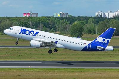 JOON Airbus A320-214 F-GKXY 5-23-19