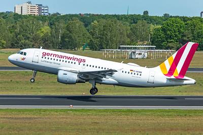 Eurowings Airbus A319-112 D-AKNN 5-24-19 2