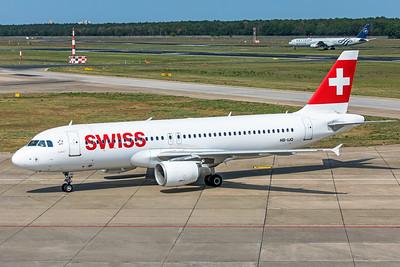 Swiss Airbus A320-214 HB-IJQ 5-24-19 2