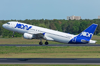 JOON Airbus A320-214 F-GKXR 5-24-19