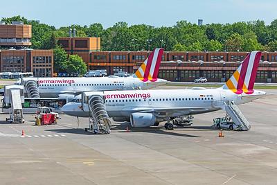 Eurowings Airbus A319-112 D-AKNQ 5-23-19