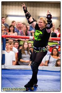 TXRD Cherry Bombs vs.Rhinestone Cowgirls - Championship