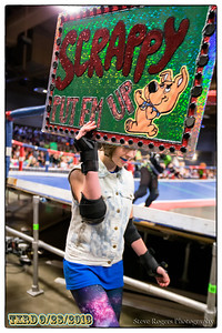 TXRD Cherry Bombs vs.Rhinestone Cowgirls TXRD Championship