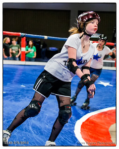 TXRD Cherry Bombs vs. Holy Rollers