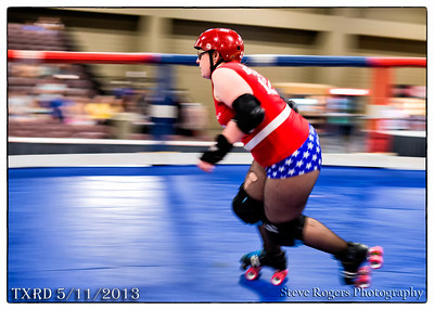 TXRD 5/11/2013 Cherry Bombs vs Rhinestone Cowgirls