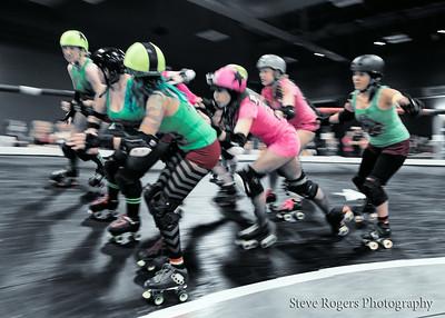 TXRD Hellcats vs Cherry Bombs 5/10/2014