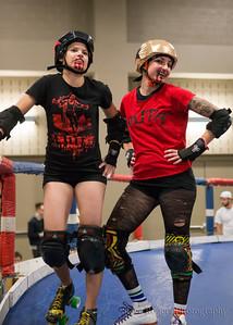 TXRD Putas  del Fuego vs. Cherry Bombs 9/13/2014