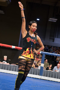 TXRD Putas  del Fuego vs. Holy Rollers 9/28/2014