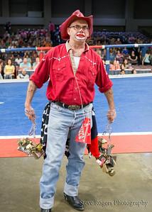 TXRD The Hellcats vs. Rhinestone Cowgirls 6/28/2014