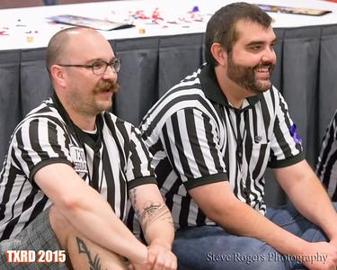 TXRD Holy Rollers vs. Putas del Fuego 4/4/2015