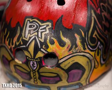 TXRD 2015 Playoffs Putas Del Fuego vs. Holy Rollers - Pregame