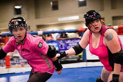 TXRD Hellcats vs Cherry Bombs 5/14/2016