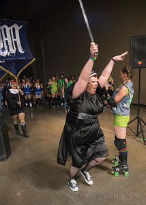 TXRD Holy Rollers vs. Cherry Bombs 6/25/2016