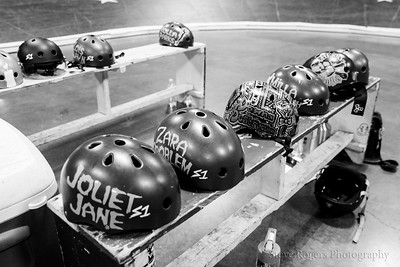 TXRD Cherry Bombs vs. Holy Rollers 4/22/2017