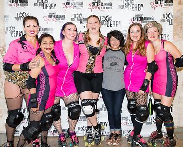 TXRD Rhinestone Cowgirls vs Hellcats 5/6/2017
