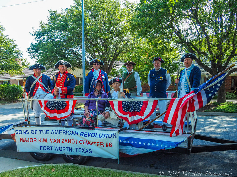 4th of July Parade 07-04-18