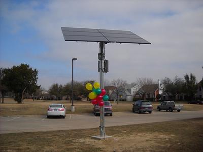 TXU Energy Solarbration Cedar Hill TX