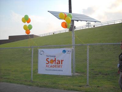 TXU Solarbration at FBISD 5/10/11