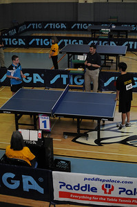 Table Tennis - 2014 Arctic Winter Games