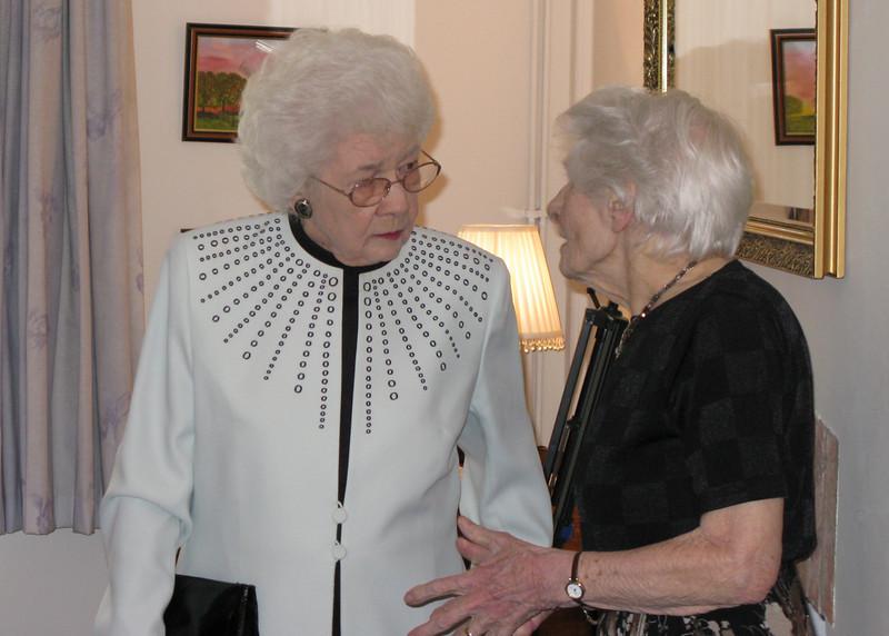 Jo & Muriel