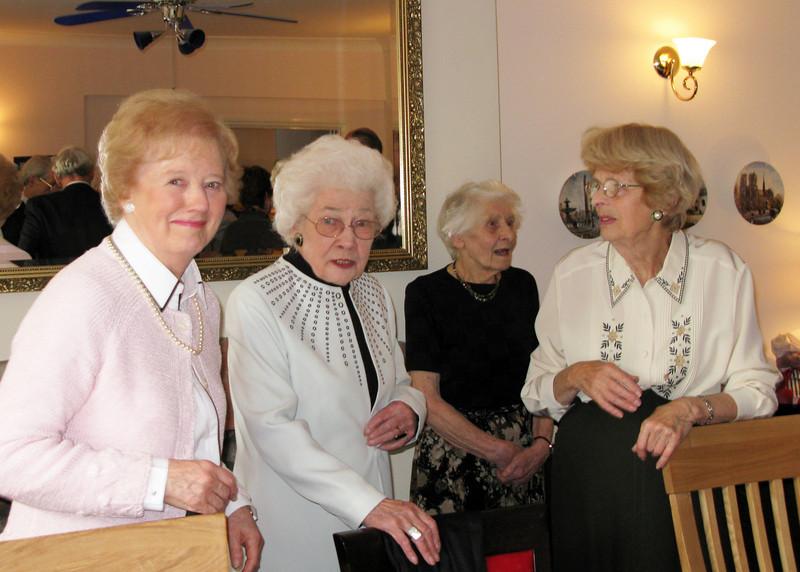 Irene (Winter), Jo, Muriel, Jill (C)