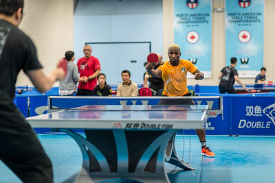 Westchester Table Tennis December Open