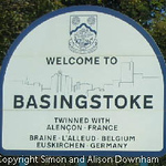 Welcome to Basingstoke!