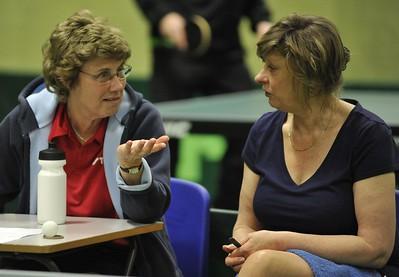 Teri Allison (Oakley B) & Denise Weller ( Minitec B)