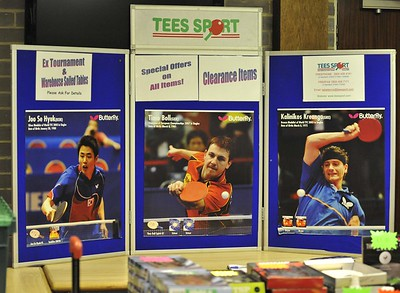 Tees Sport generously supported the 70th Basingstoke Closed Championships.