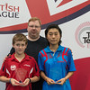 Players of the Weekend & British League Chairman, Chris Dangerfield
