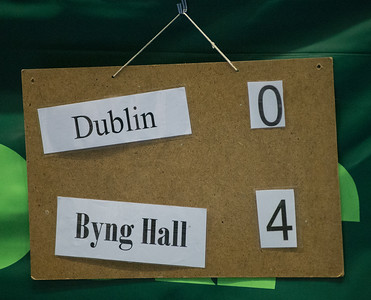 Dublin vs Byng Hall